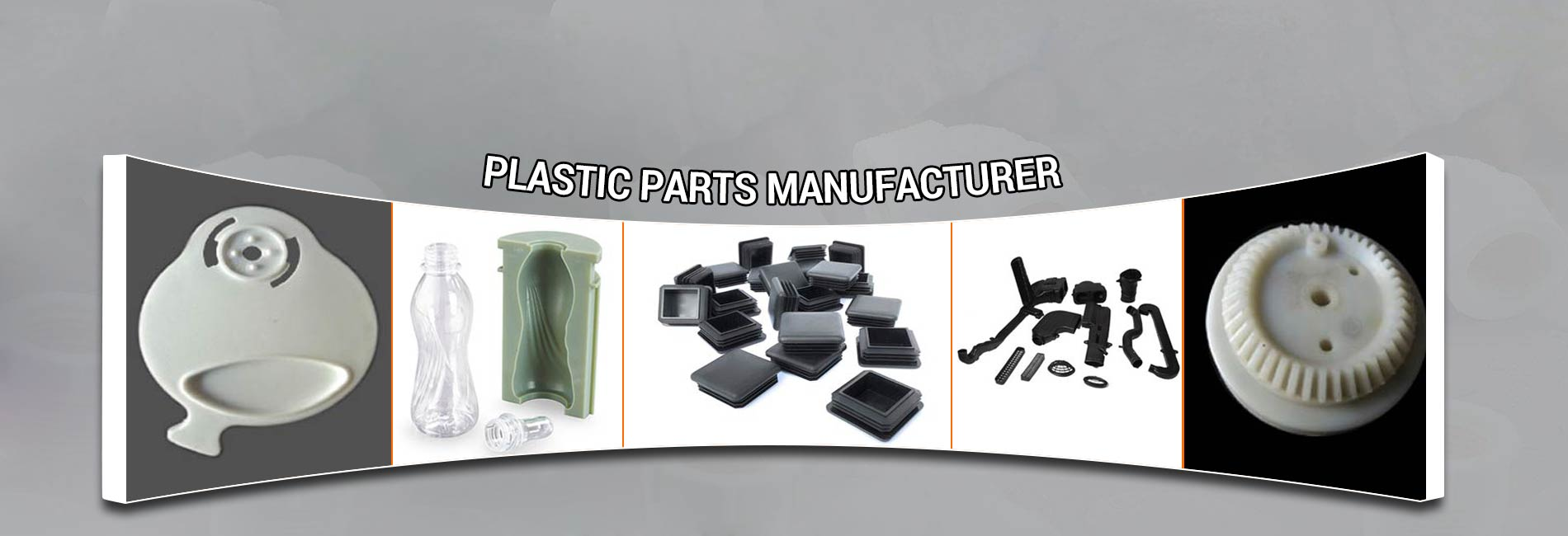 Industrial Plastic Components Manufacturer